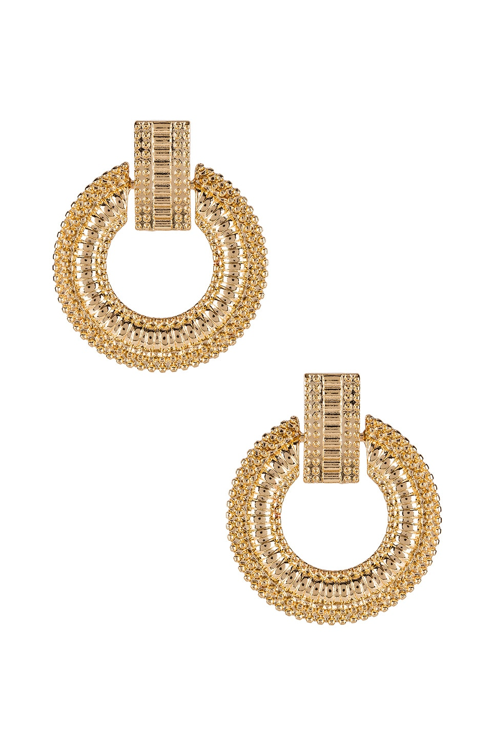 8 Other Reasons Gemma Earrings in Gold