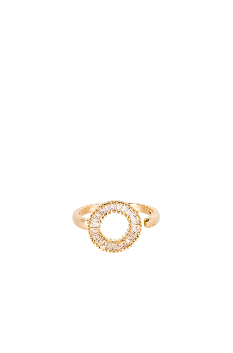 8 Other Reasons Halo Ring in Gold