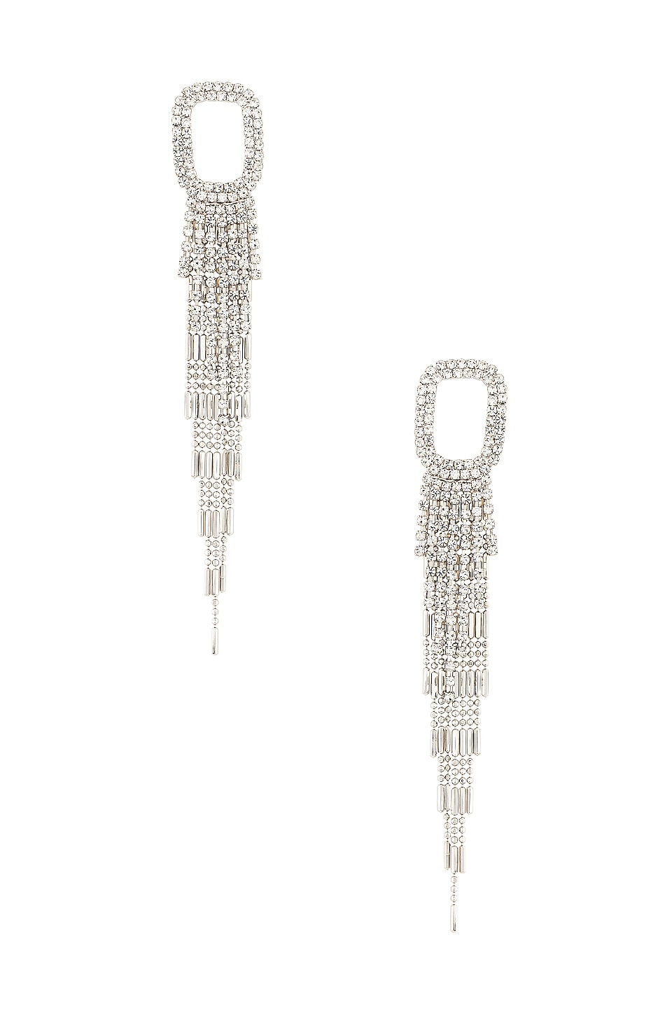 8 Other Reasons Hunter Duster Earrings in Silver