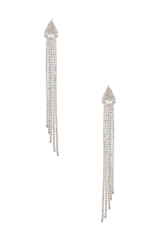 8 Other Reasons Ari Duster Earrings in Silver
