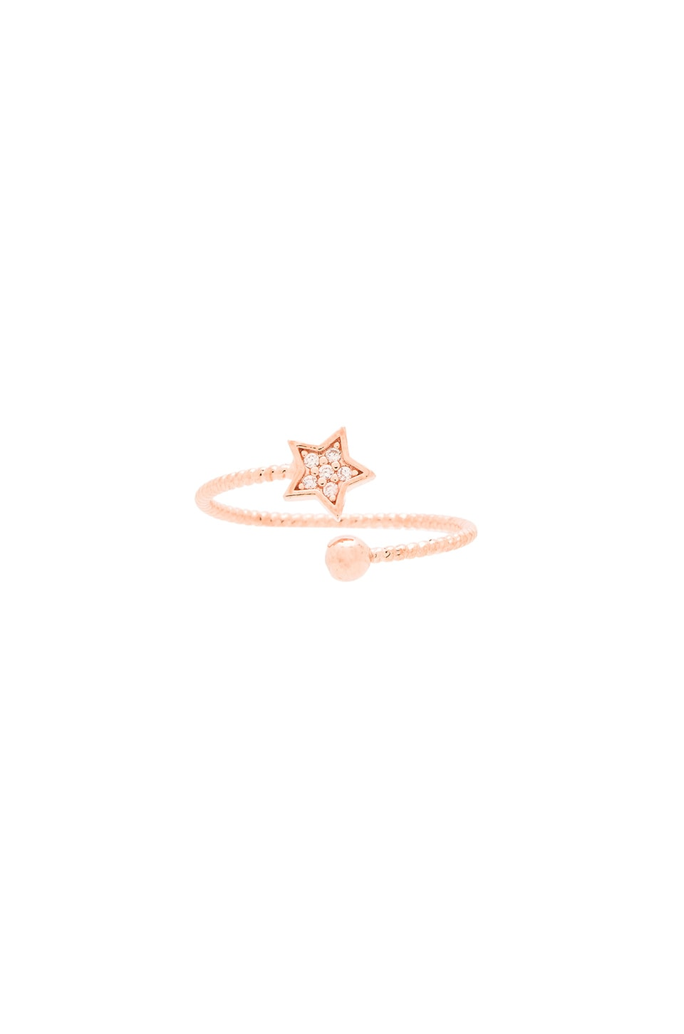 8 Other Reasons Galaxy Midi Ring in Rose Gold