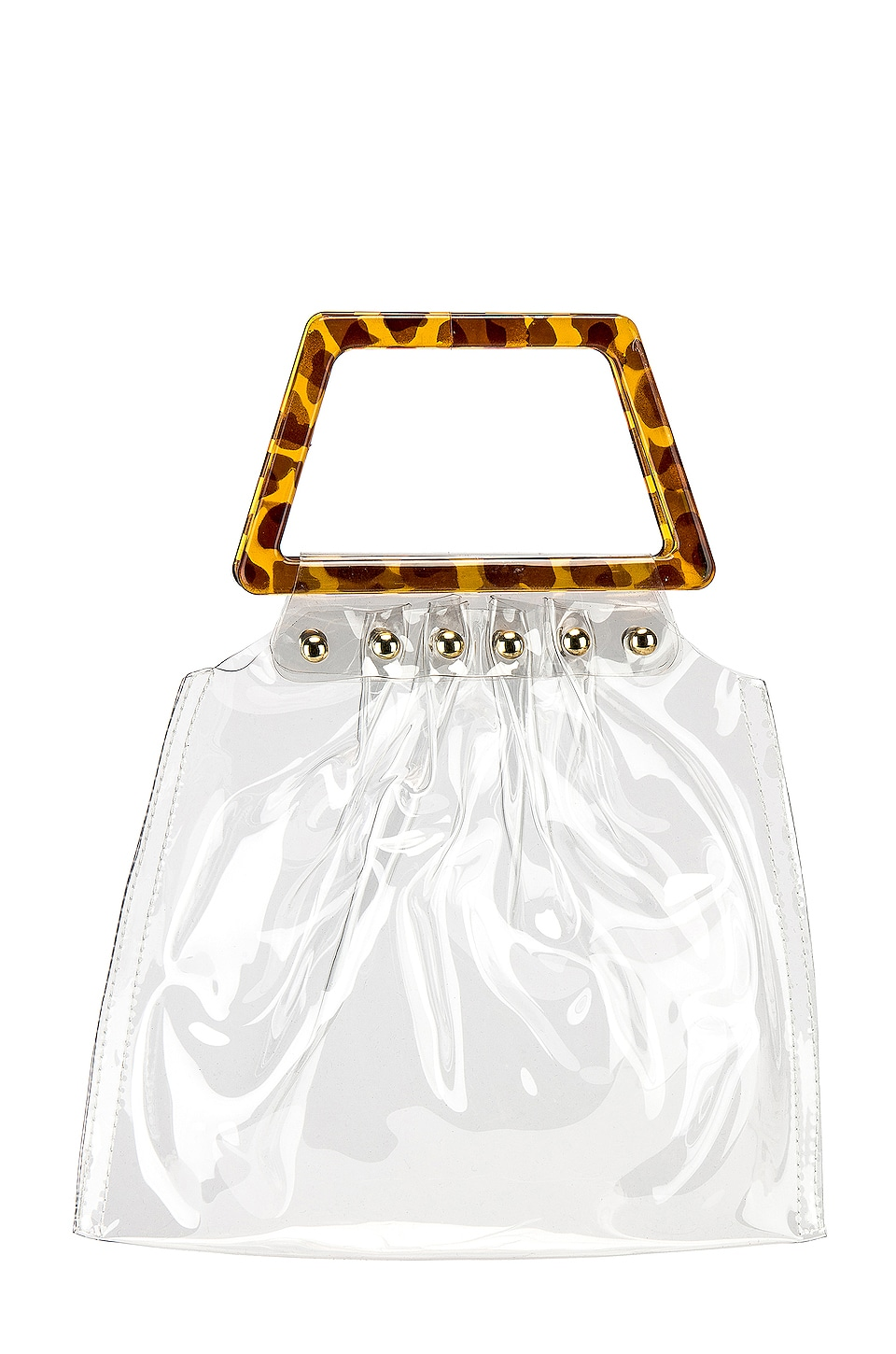 8 Other Reasons Lorren Satchel in Clear