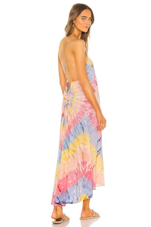 9 Seed Seychelles Maxi Dress in Aries Tie Dye