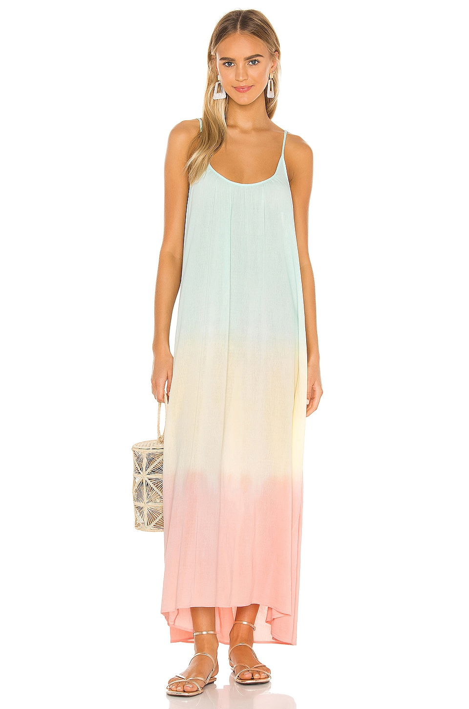 Tulum Core Cotton Maxi Dress             9 Seed                                                                                                       CA$ 351.28 6