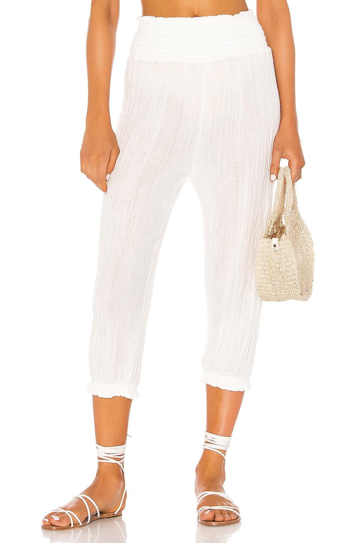 9 Seed Fiji Pant in White