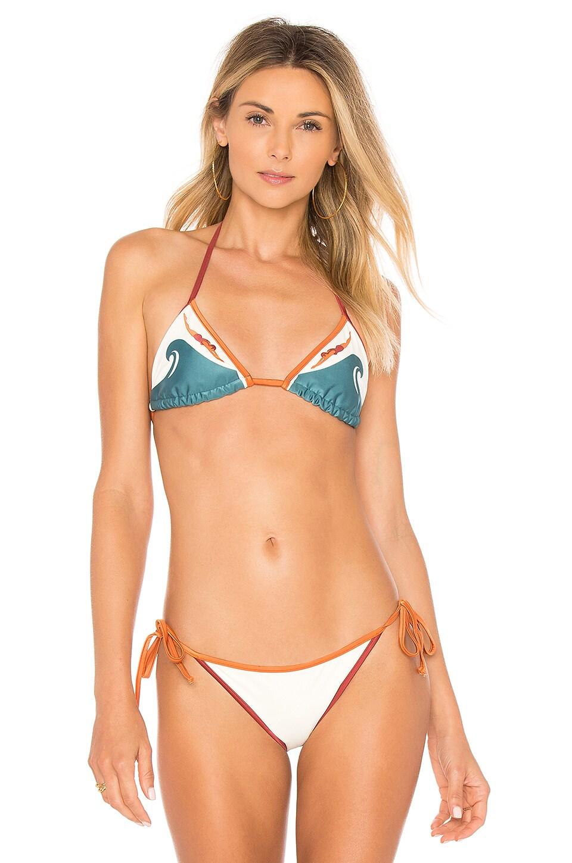 Laser Decor Bikini Top