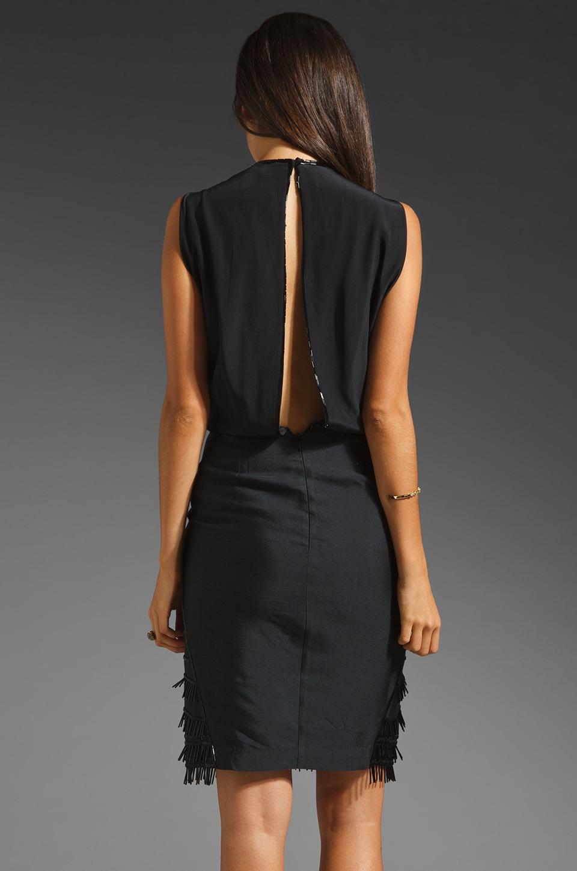Antik Batik Koco Sleeveless Dress in Black