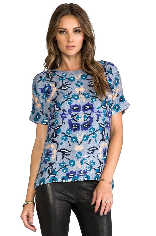 Antik Batik Charles Tee in Blue