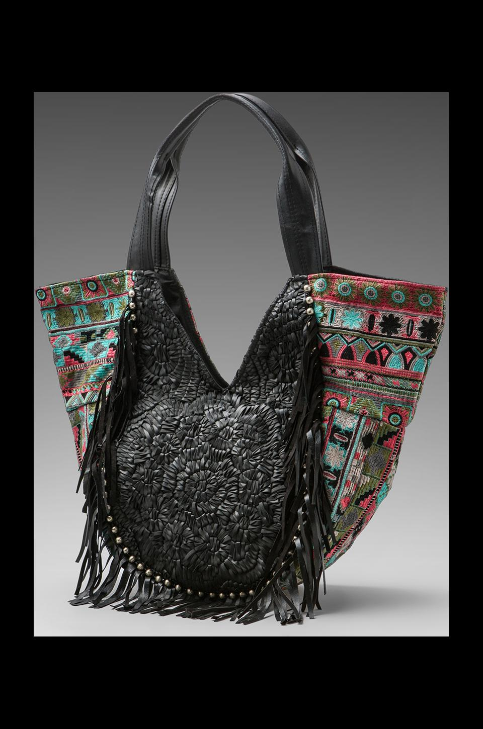 Antik Batik Nana Cabas Bag in Black