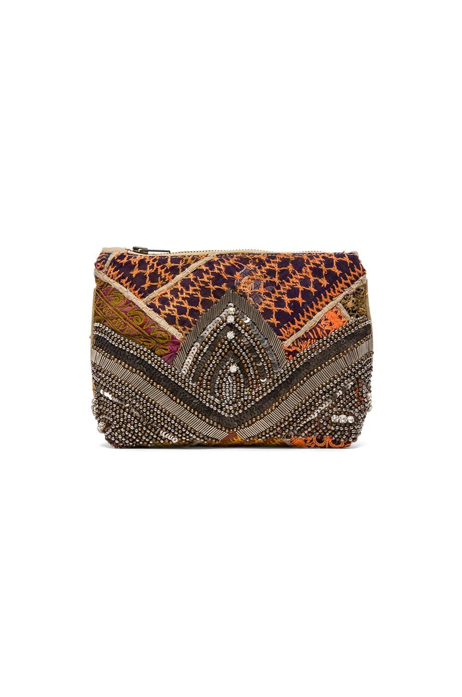 Antik Batik Jango Pouch in Multi