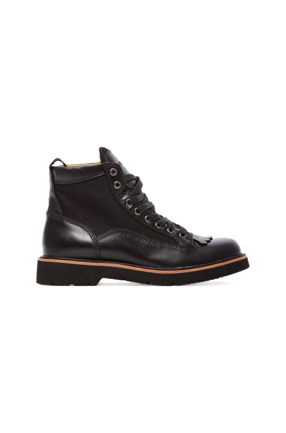 Abington Quarryville LT Boot in Black Quartz