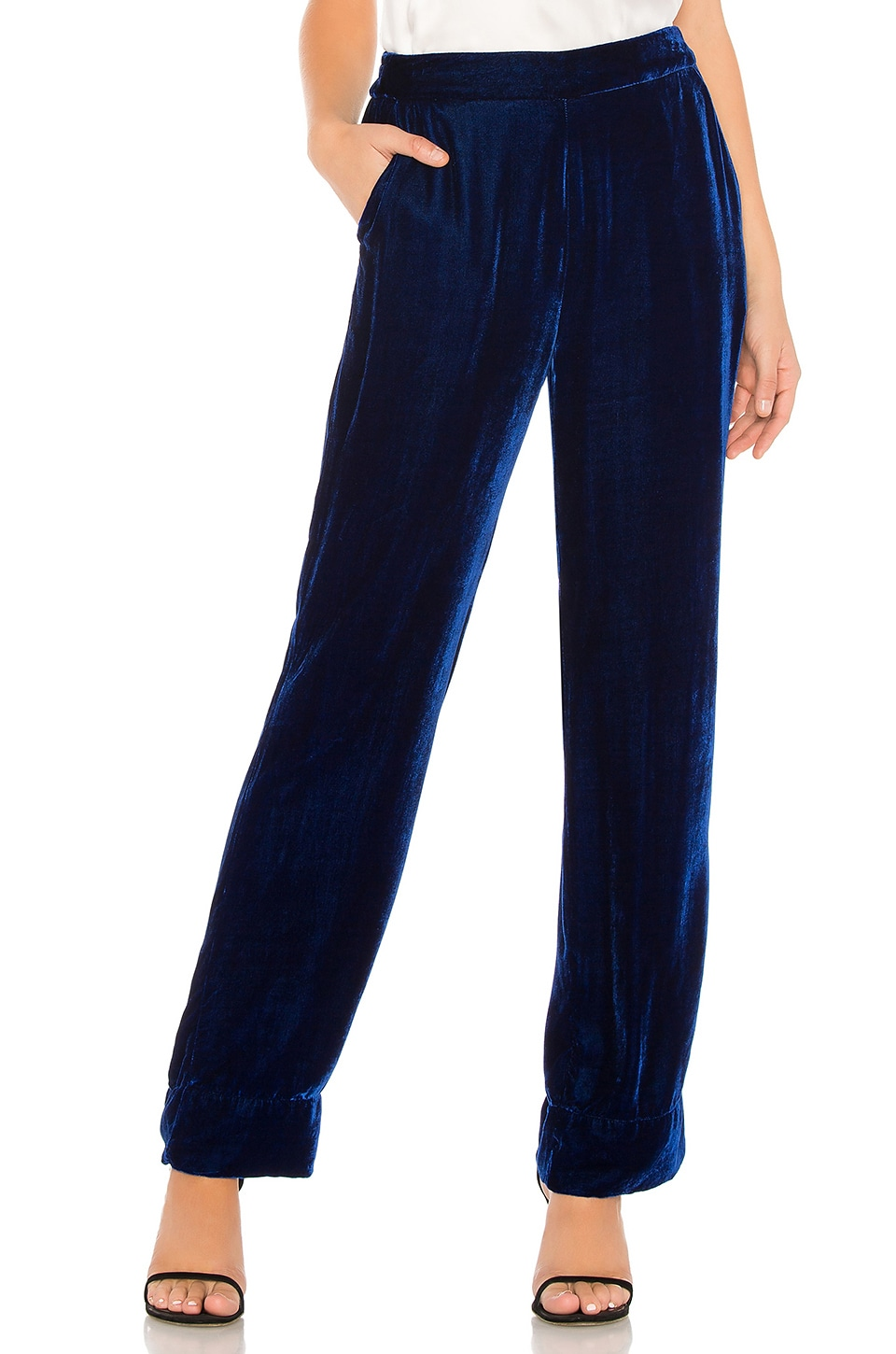AMANDA BOND Hannah Pant in Royal
