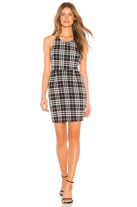 Jackie Halter Neck Mini Dress