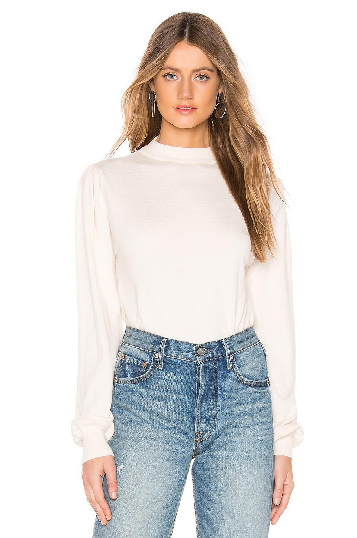 Emma Puff Sleeve Sweater