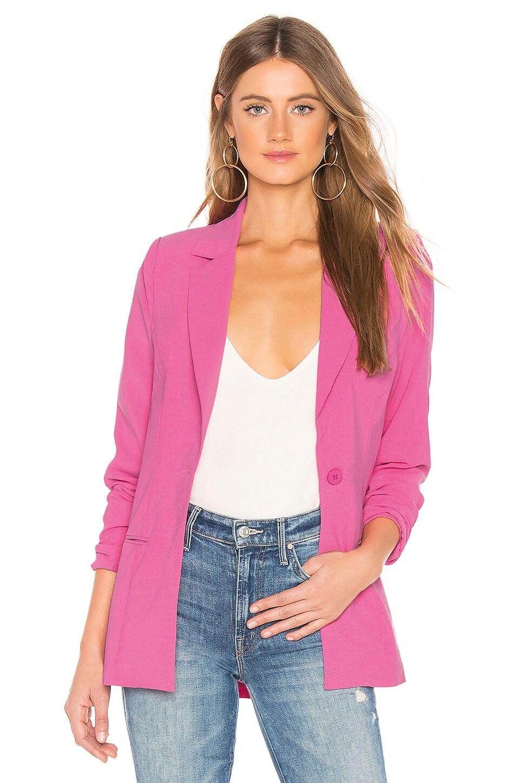ABOUT US Minka Blazer in Pink