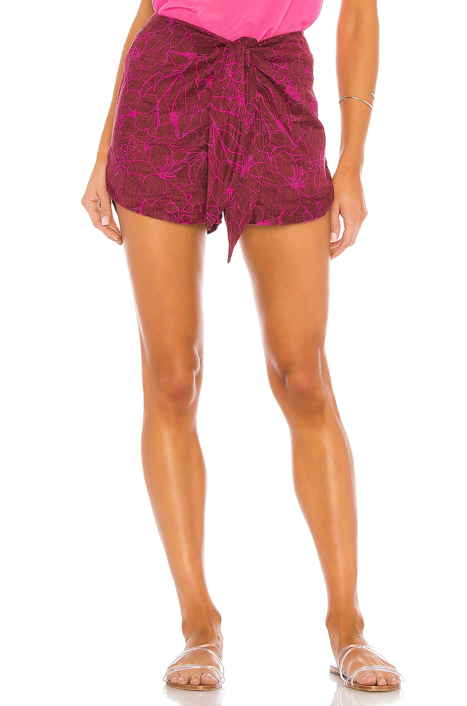 ACACIA SHORT TAILLE HAUTE JAMES