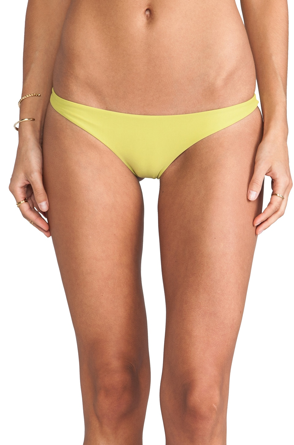 Acacia Swimwear Axel Bikini Bottoms in Lilikoi