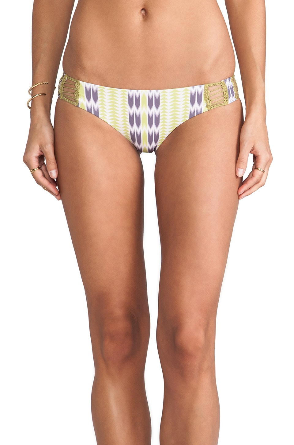 Acacia Swimwear Tanzania Bikini Bottoms in Arrow