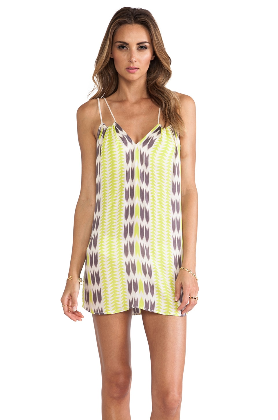 Acacia Swimwear Capri Dress in Arrow