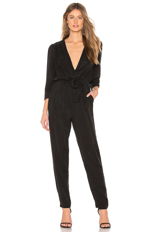 YFB CLOTHING Bellows Jumpsuit en Black