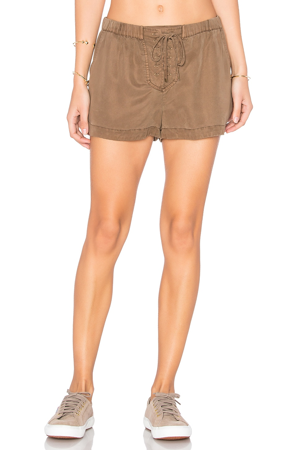 Moby Short by YFB CLOTHING