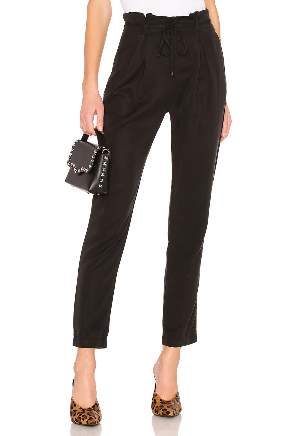 YFB CLOTHING Mellina Pant in Black