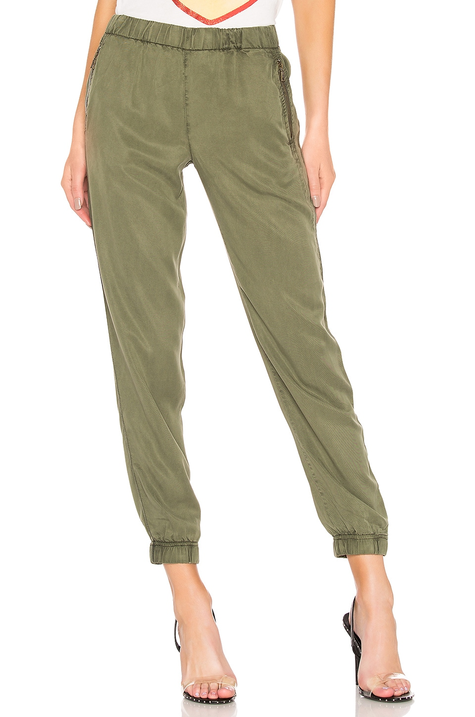 YFB CLOTHING Martino Pant in Palm