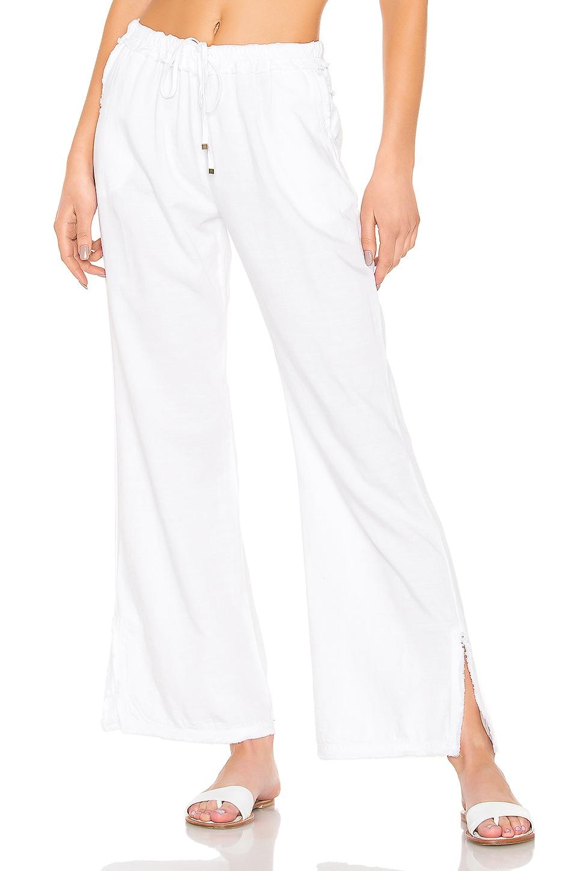 YFB CLOTHING Jesper Pant in White