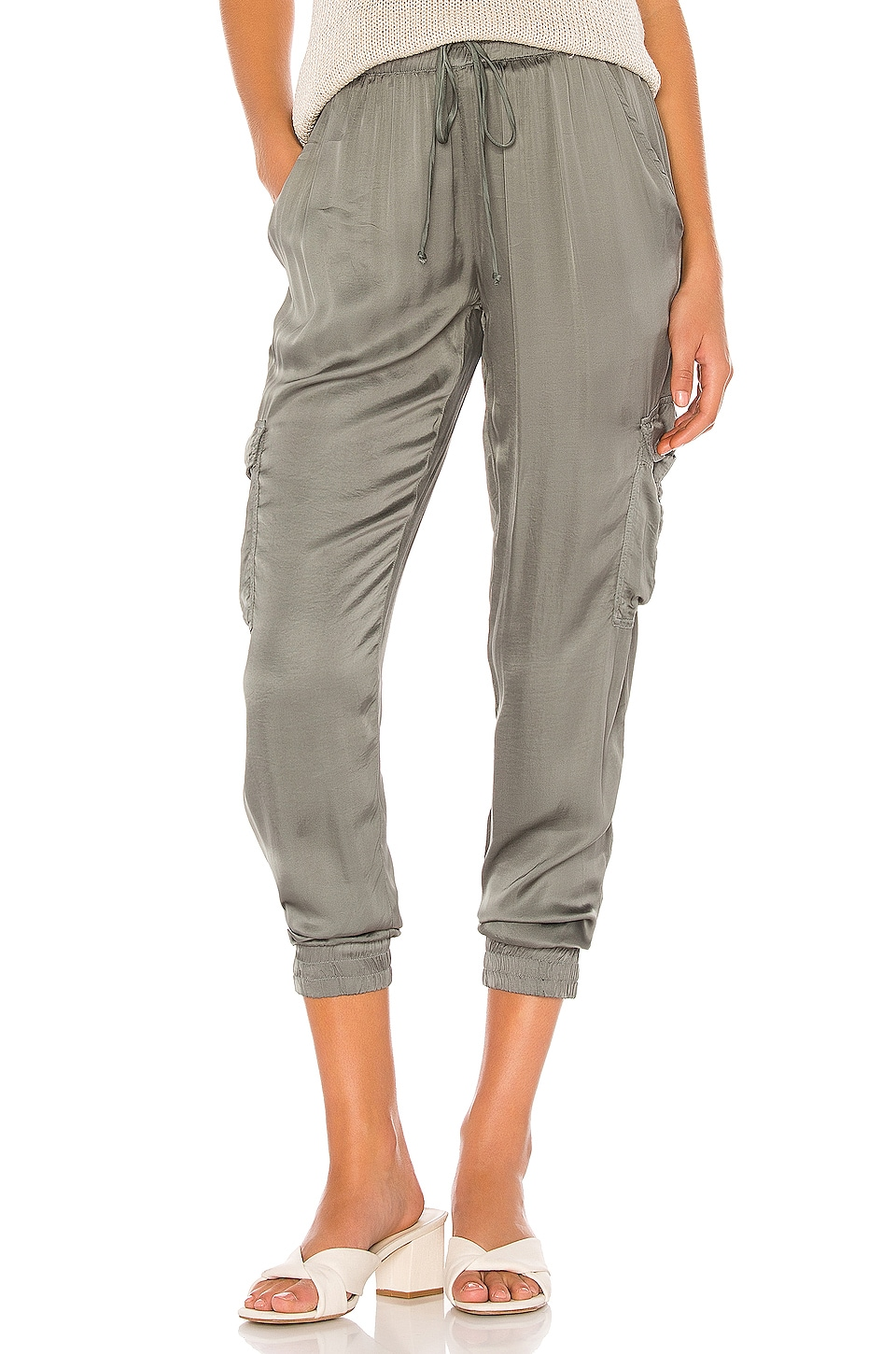 YFB CLOTHING Jamie Pant in Seaglass