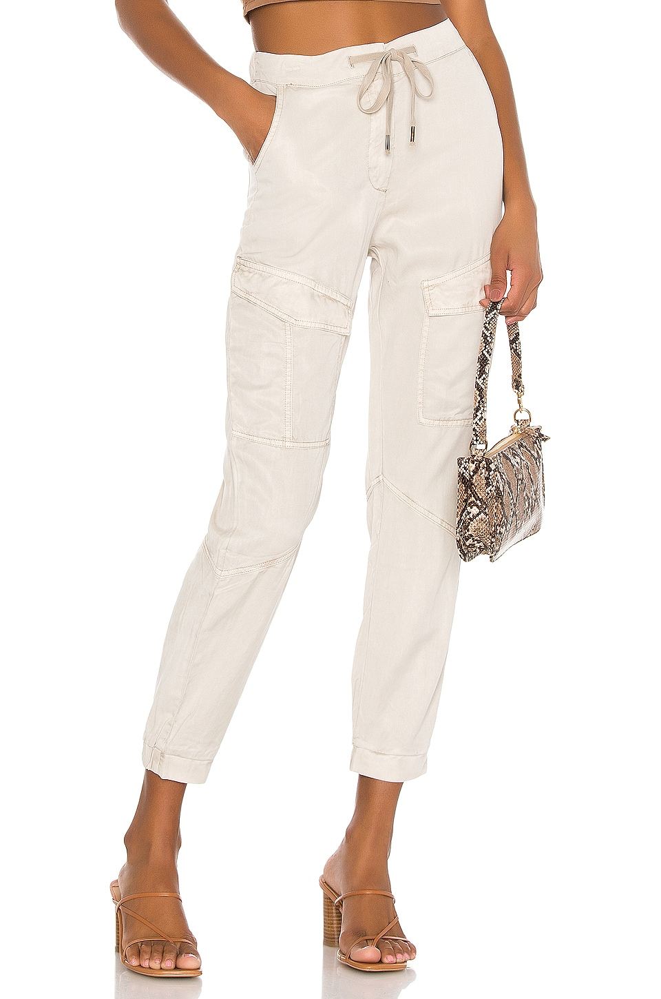 YFB CLOTHING Harrisson Pant in Ash Pigment