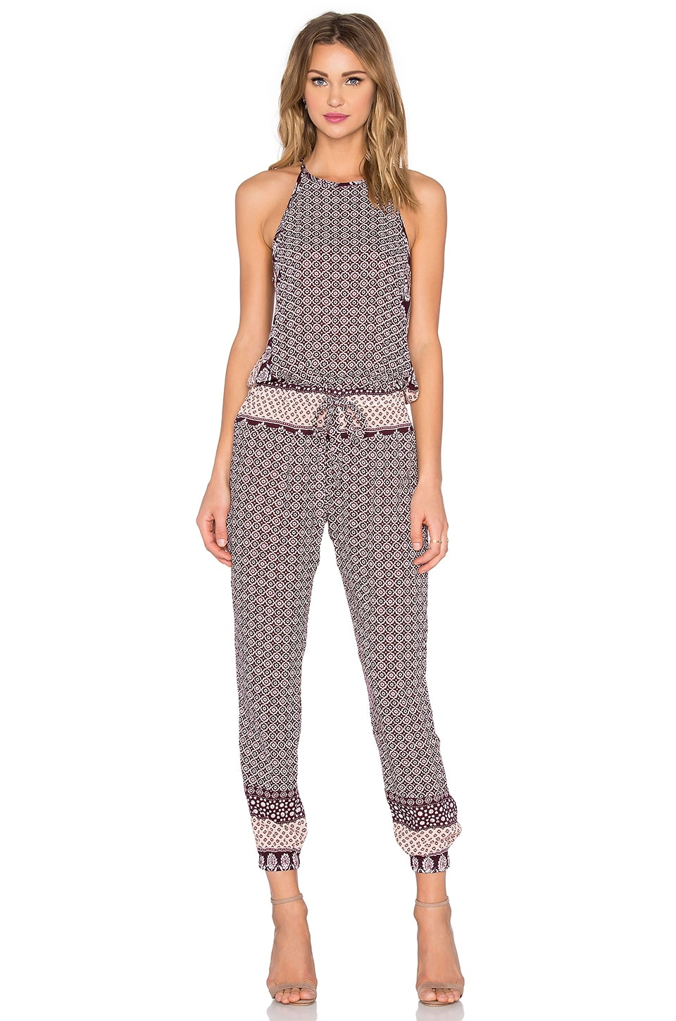 3d9f7e83aa1f YFB CLOTHING Diego Jumpsuit in Adobe