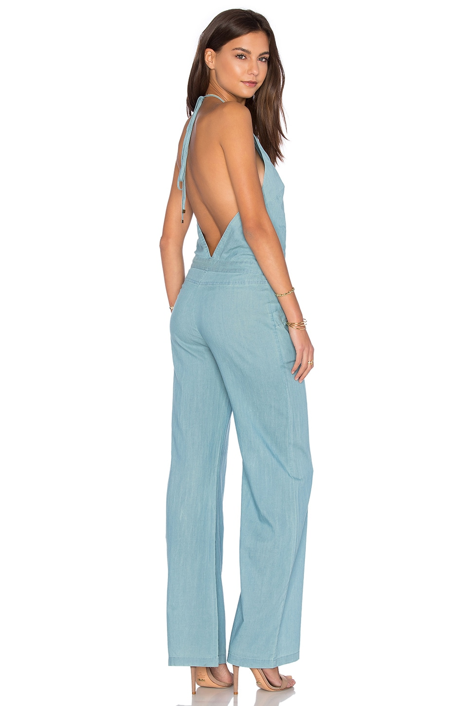 Abbot Jumpsuit by YFB CLOTHING