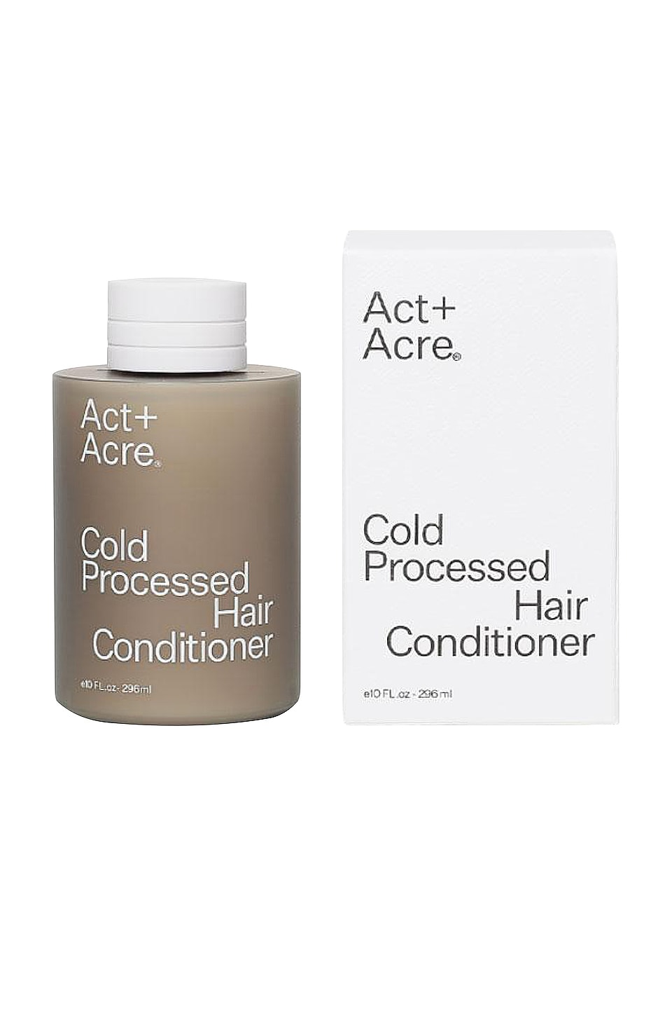 Act+Acre Cold Processed Hair Conditioner