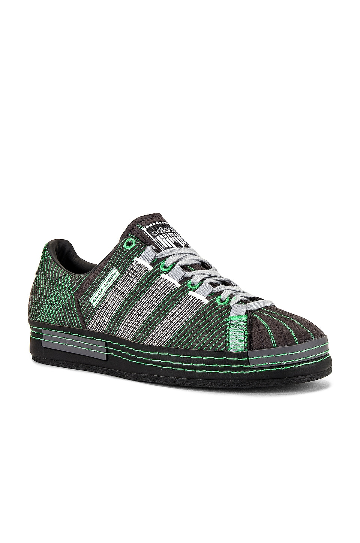 superstar adidas green