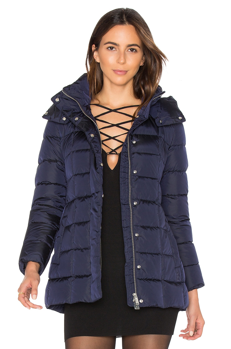 ADD Down Jacket in Navy | REVOLVE
