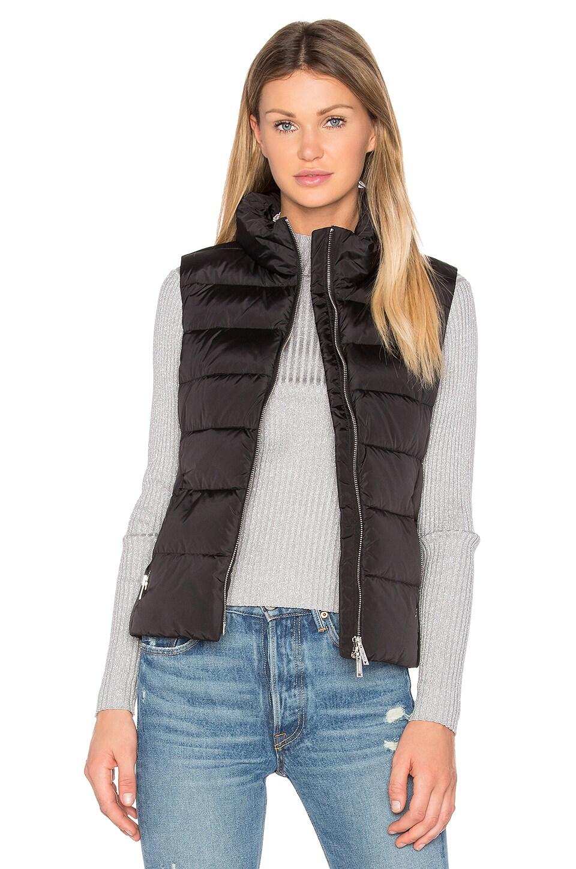 ADD Down Vest in Black