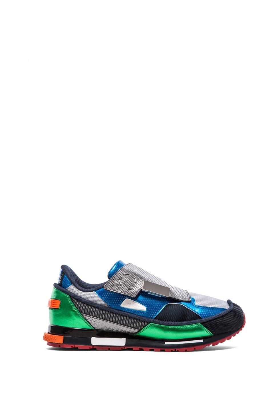 the best attitude d4e11 0bf3e adidas by Raf Simons Rising Star 2 in Light Grey & Black ...