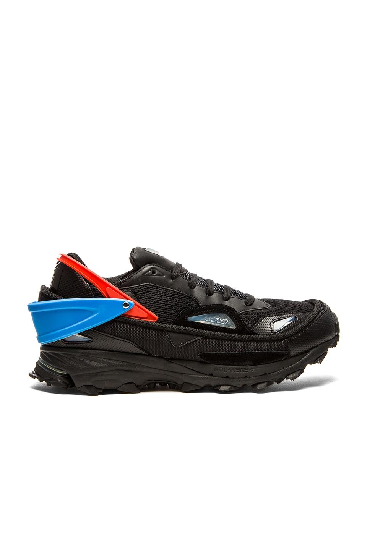 b517242bdd3f07 adidas by Raf Simons Response Trail 2 en Core Black Multi   REVOLVE