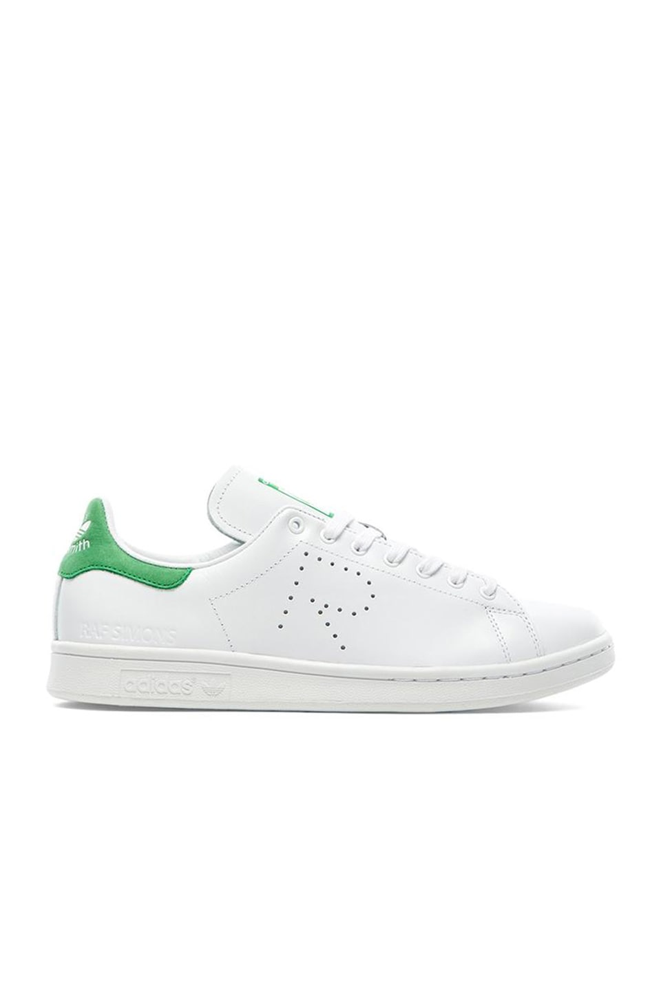 adidas by Raf Simons Stan Smith en White Green