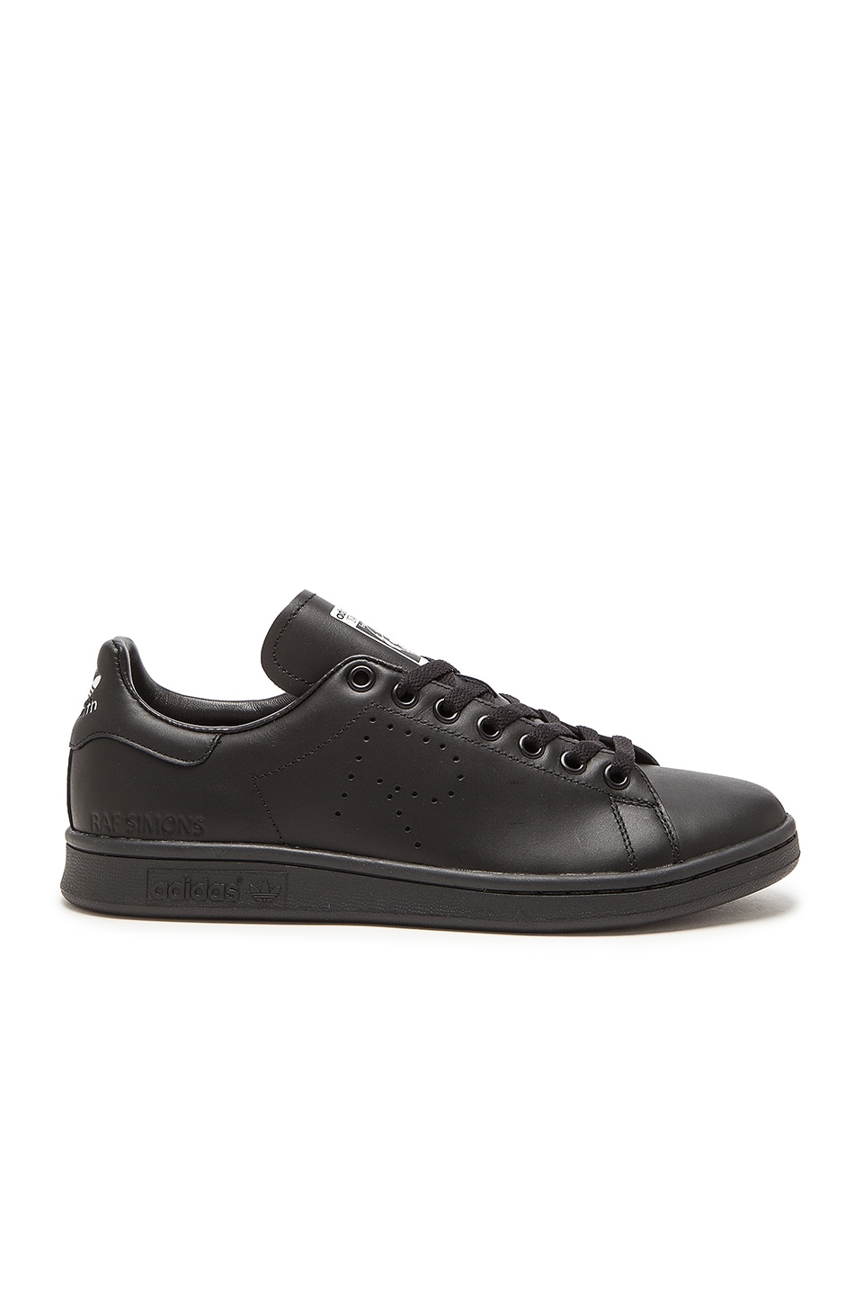 adidas by Raf Simons Stan Smith in Core Black FTWR White Core Black