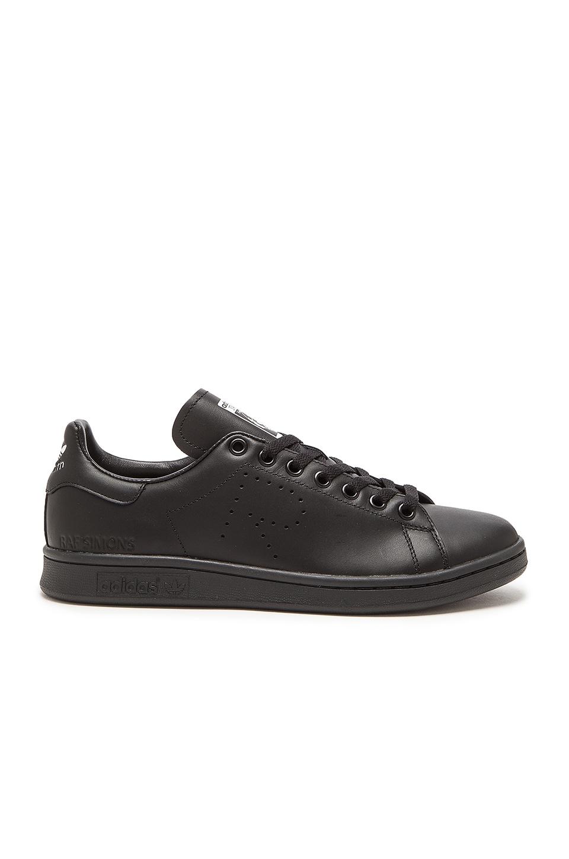 adidas by Raf Simons Stan Smith en Core Black FTWR White Core Black