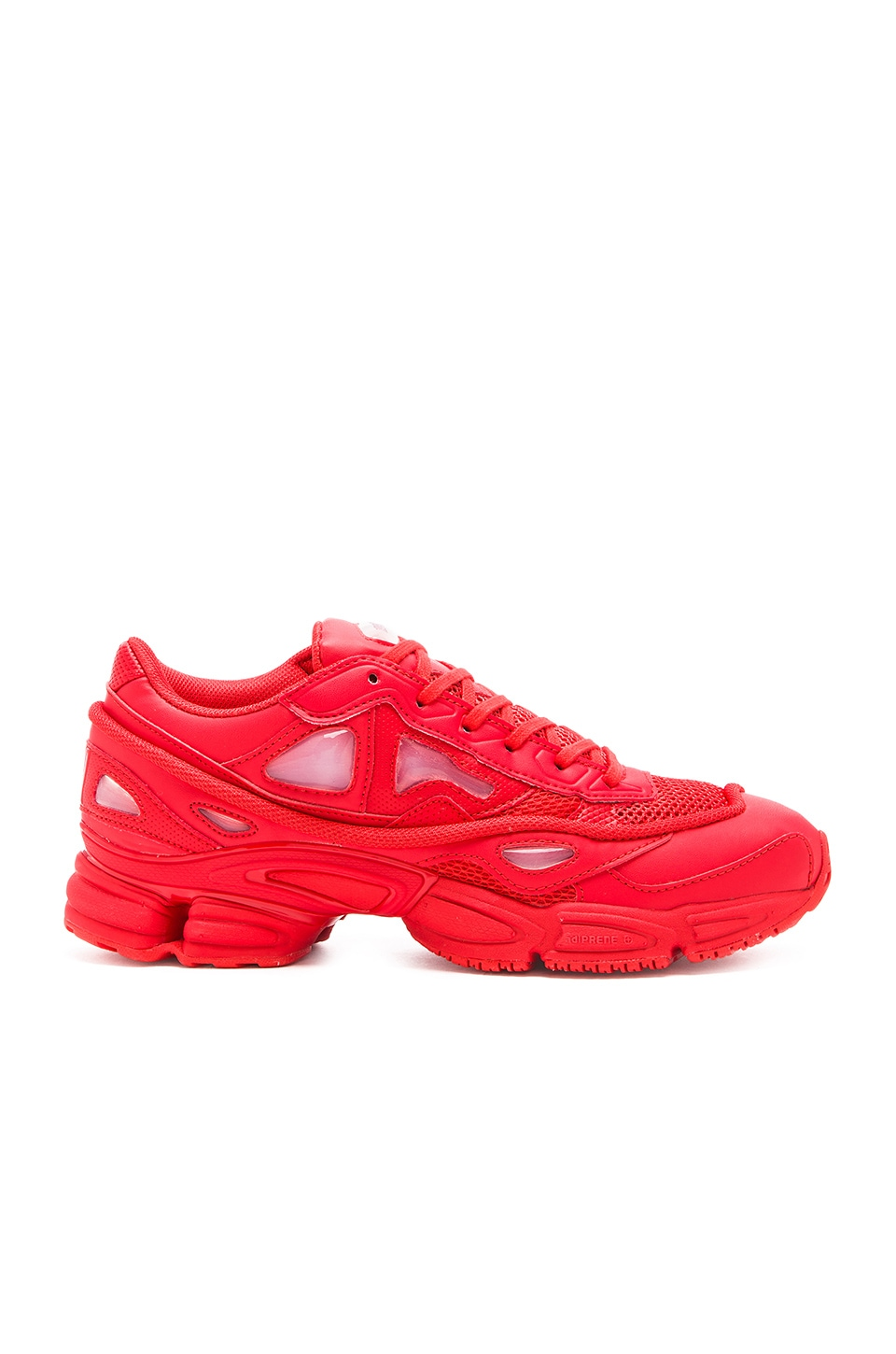on sale ad105 f5e1e adidas by Raf Simons Ozweego 2 in Red Red Red | REVOLVE