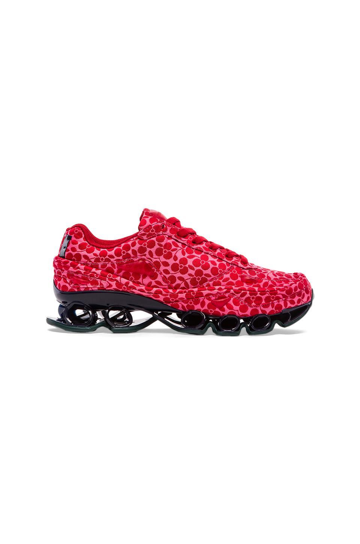 adidas by Raf Simons Bounce in Pantone &  Dark Indigo &  Ivy