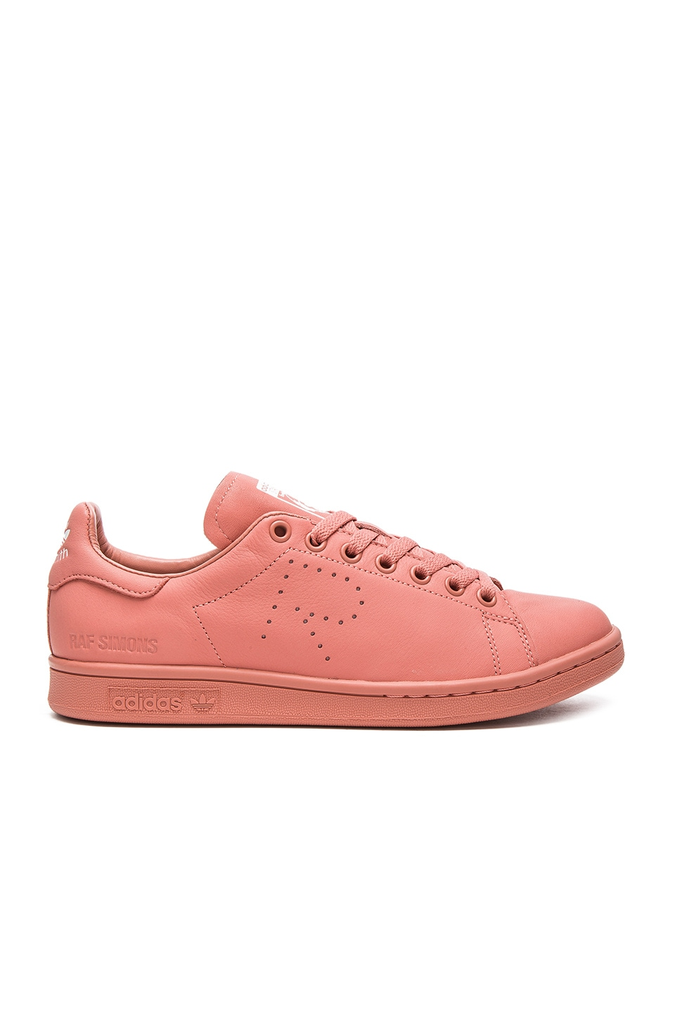 various colors a71ee 8cbbc adidas by Raf Simons Stan Smith in Ash Pink | REVOLVE