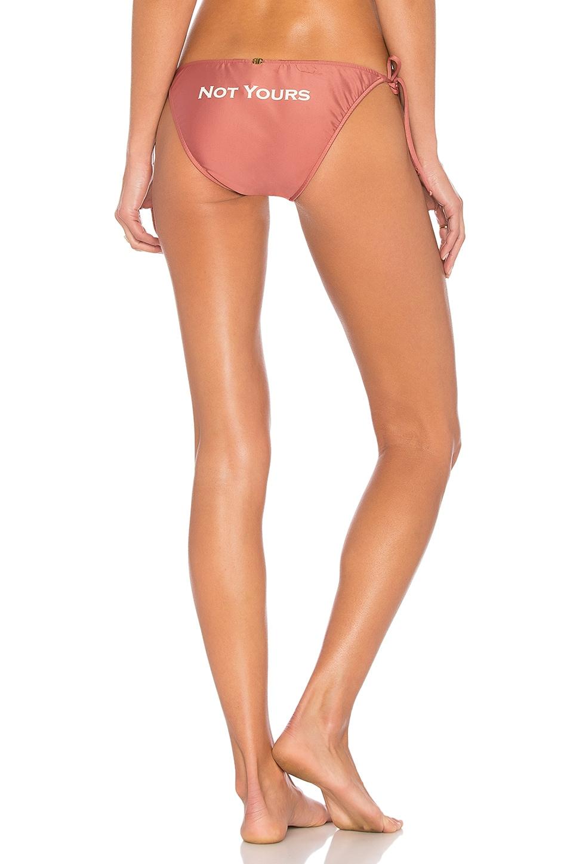 Not Yours Bottom by ADRIANA DEGREAS Swimwear