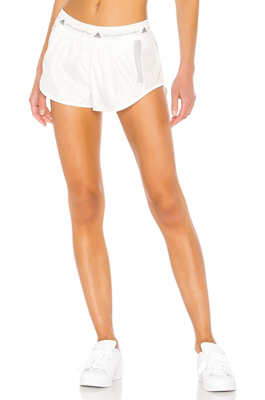 adidas by Stella McCartney Run Short en Core White