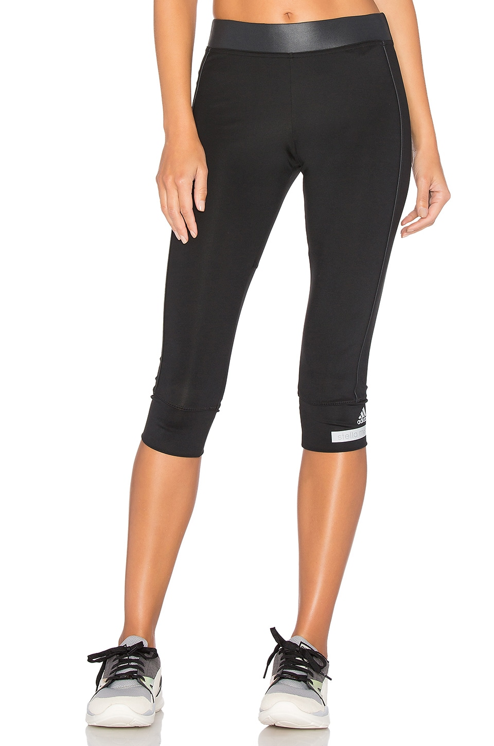 adidas by Stella McCartney The Performance 3/4 Tight in Black