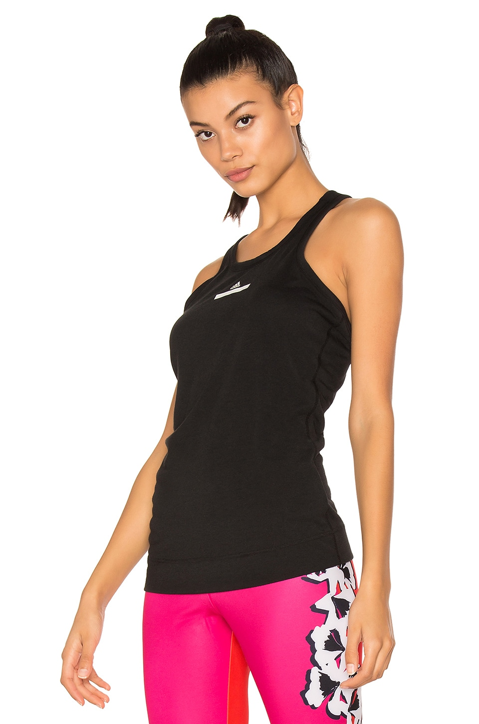 adidas by Stella McCartney The Racer Tank in Black