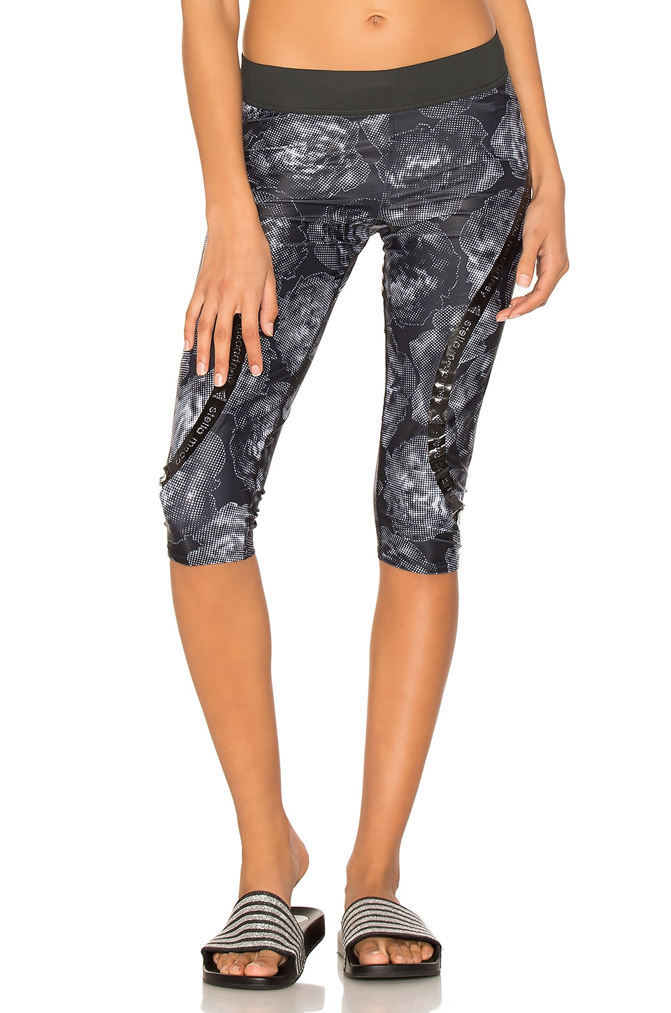 Run Climalite 3/4 Tight by adidas by Stella McCartney