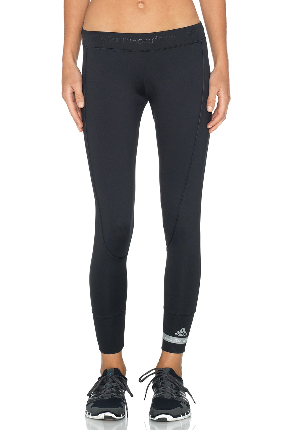 adidas by Stella McCartney The Essential 7/8 Tight in Black